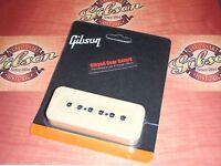 Gibson Pickup Cover Creme P-90 Guitar Parts P-100 Les Paul Cream DC Special 1956