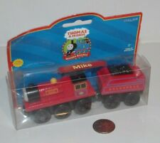 Thomas & Friends Wooden Railway Train Tank Engine - Mike - NEW 2001 - Rare