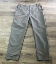 ORVIS Jackson STRETCH Quick DRY Gunmetal GRAY Pants 🎣 30L