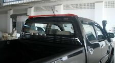 FIT TOYOTA HILUX VIGO CHAMP 2012-2015 REAR SPOILER WING RED COLOR