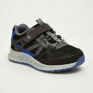 NEW Surprize by Stride Rite Lane Toddler Boys LIGHT-UP Sneaker Shoes Size 12