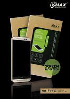 2x Set HTC One M9 Panzerglas Schutzfolie Panzerfolie Tempered Glass 9H / 0,33 mm