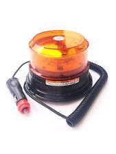 Rundumleuchte Warnleuchte 12 LED 12V 24V Sechs Blitz Zwei Blitz Rotation Magnet