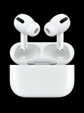 New listing Apple AirPods Pro Wireless In-Ear Headsets With Wireless Charging Case - White
