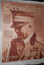 Maresciallo Pietro Badoglio Augusta Mussolini Joan Crawford Carmine Gallone di