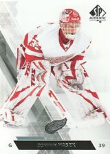 2013-14 SP Authentic Hockey #47 Dominik Hasek Detroit Red Wings