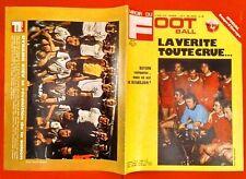 MIROIR du FOOTBALL n°241 FINALE COUPE EUROPE 1975 BAYERN - LEEDS 2-0 POSTER KIEV
