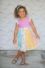 NWT GIGGLE MOON Girls Size 6yrs   Abigail Dress
