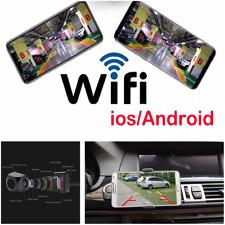 WiFi Wireless Mini 150° Car Rear View Camera Reverse Backup Parking Waterproof