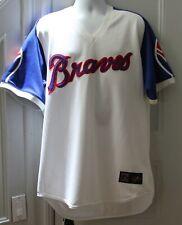 Atlanta Braves Majestic Cooperstown Collection jersey size XL Jones Hank Aaron