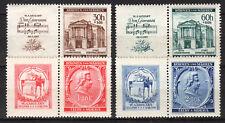 Germany / Bohmen und Mahren - 1941 Mozart / Music Mi. 79-82 zf MNH