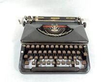 Machine à écrire Express Portative En Bakélite Modèle Rare