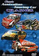 Classic Australian Touring Car Crashes