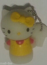 New 8 GB Rubber Yellow Hello Kitty Toy Memory Stick USB  Flash Drive - Brand New