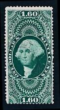 UNITED STATES R79c, USED, AVG-FINE, $1.60 REVENUE, PERF