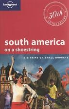 Lonely Planet South America: On a Shoestring (Shoestring Travel Guide) [Apr 01..