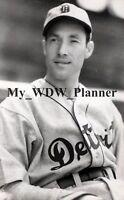 Vintage Photo 52 - Detroit Tigers - Clyde Hatter