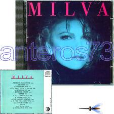 MILVA FRANCO BATTIATO RARISSIMO CD OMONIMO 1988 NO BARCODE - FUORI CATALOGO