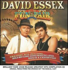 David Essex - The Very Best Greatest Hits Collection RARE 2008 CD 70's 80's Pop