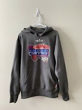 Philadelphia Phillies MLB 2011 NL East Champs Gray Hoodie Majestic Men's Size M