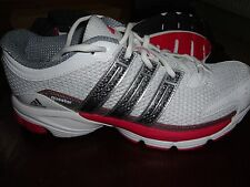 Adidas Questar adiprene + women Running trainers UK 8 White,Pink &Grey original