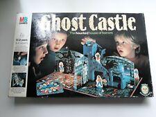 vintage MB game ghost castle