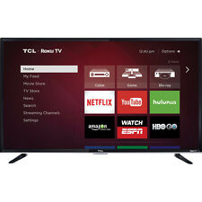 TCL 50FS3800 - 50-Inch HD 1080p 120Hz LED Roku Smart TV Style Series