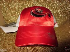 Team Canada Hockey Bauer Nike Olympics Red Hat Cap Womens Ladies New
