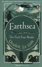 Earthsea: The First Four Books: A Wizard of Earthsea  The Tombs of Atuan  The Fa