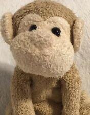 The Manhattan Toy Company Monkey Plush Baby Toy Stuff Animal Tan Beige Chimp 7'