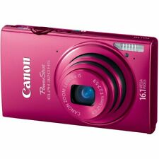 CANON ELPH 320 HS Red Mechanically Digital Camera-Touch Screen