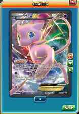 FA MEW-EX PROMO Full Art for Pokémon TCG ONLINE (en Game ptcgo card)