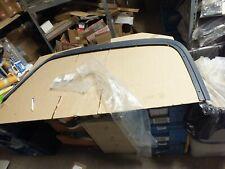 BMW 3' E46 Convertible roof base trim aerial grey + chrome strip 51177025698 B24