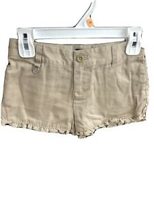 Ralph Lauren Girls Khaki Shorts