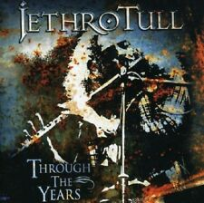 Jethro Tull Through The Years CD NEW SEALED 1997 Living In The Past+