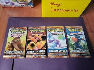 Pokemon Diamond and Pearl Mysterious Treasures 1 Pack Unweighed Portuguese
