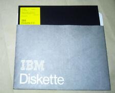 "Floppy disk vintage 8"" ( 20cm ) IBM 2D"