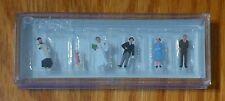 Preiser N #79058 Wedding Group -- Catholic (Hand Painted Figures)