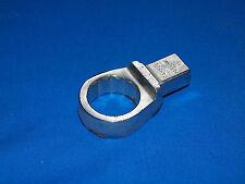 Ring Einsteck Ringeinsteck RAHSOL 27mm 14x18 14 x 18 für Drehmomentschlüssel Bw