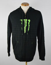 Monster Energy One Industries Embroidered Hoodie Mens L