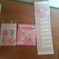 Hello Kitty Stickers and Magnets Sanrio