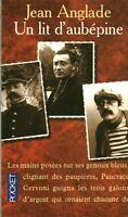 Livre de poche un lit d'aubépine Jean Anglade  book