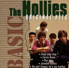 Hollies Original hits (18 tracks, 1963-70/95, Disky)  [CD]