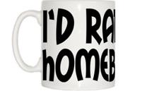 Prefiero ser homebrewing Taza