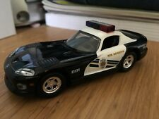 1/43 Scale USA Police Car