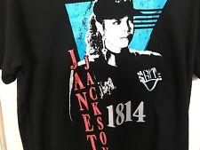 Nouvelle édition limitée Forever 21 JANET JACKSON RHYTHM NATION 1814 Tour T Shirt