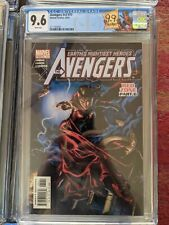AVENGERS #70 RED ZONE PART 6! IMPORTANT!! MARVEL COMICS 2003 CGC 9.6. BEAUTIFUL!