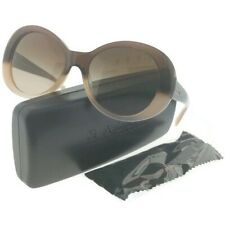 Ralph Lauren RA5153-111813 Taupe Translucent Frame Smoky Brown Lens Sunglasses