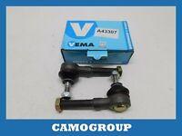2 Pieces Head Steering Tie Rod End Vema For VOLKSWAGEN Passat Polo 2481