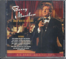 Barry Manilow-Singin' With The Big Bands CD